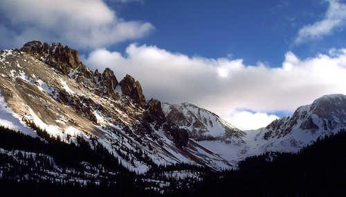 Nokhu Crags