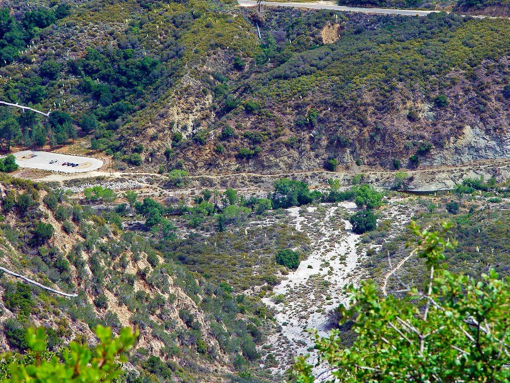 Stone Canyon Trail