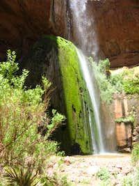 Ribbon Falls-North Kaibab Trail- Grand Canyon