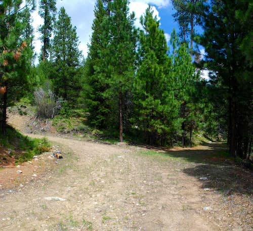 Soda Springs Creek Trailhead