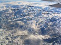 Aerial View of Colorado's Elk...