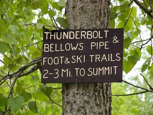 1st State Peak; Mount Greylock