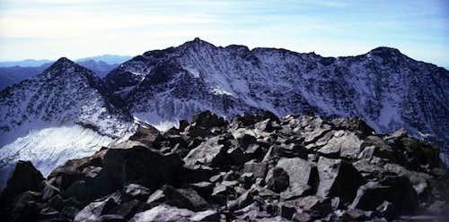 Gladstone Peak, Mount Wilson,...