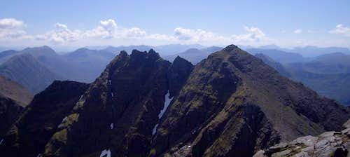 An Teallach Summit Ridge