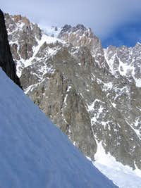 M.Blanc - Italian Normal route