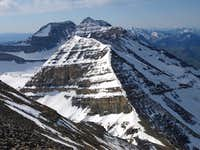 view from North Timp