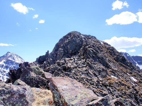 Little Horn Peak