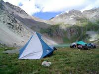 Clear Lake Camp