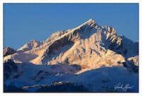 Alpspitze in spring