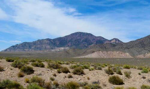 Frisco Peak