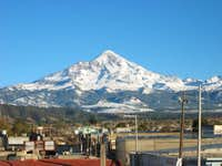 Orizaba with a fresh white...