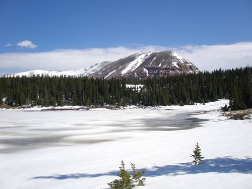 Timothy Peaks, Uintas, Utah
