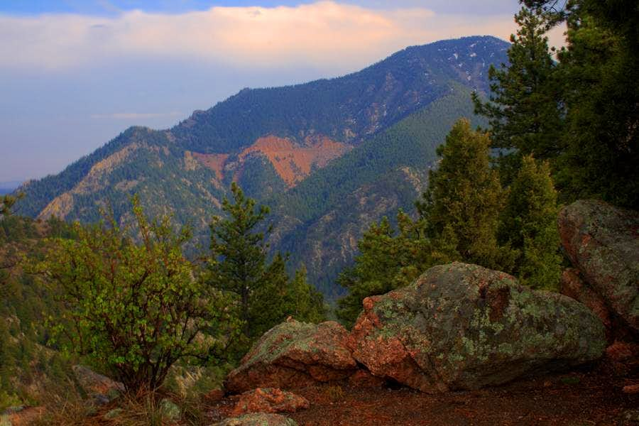 Eldorad Canyon State Park