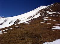 slopes of Trinchera