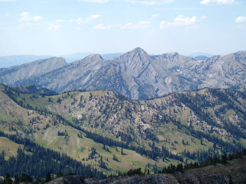 Haystack Peak