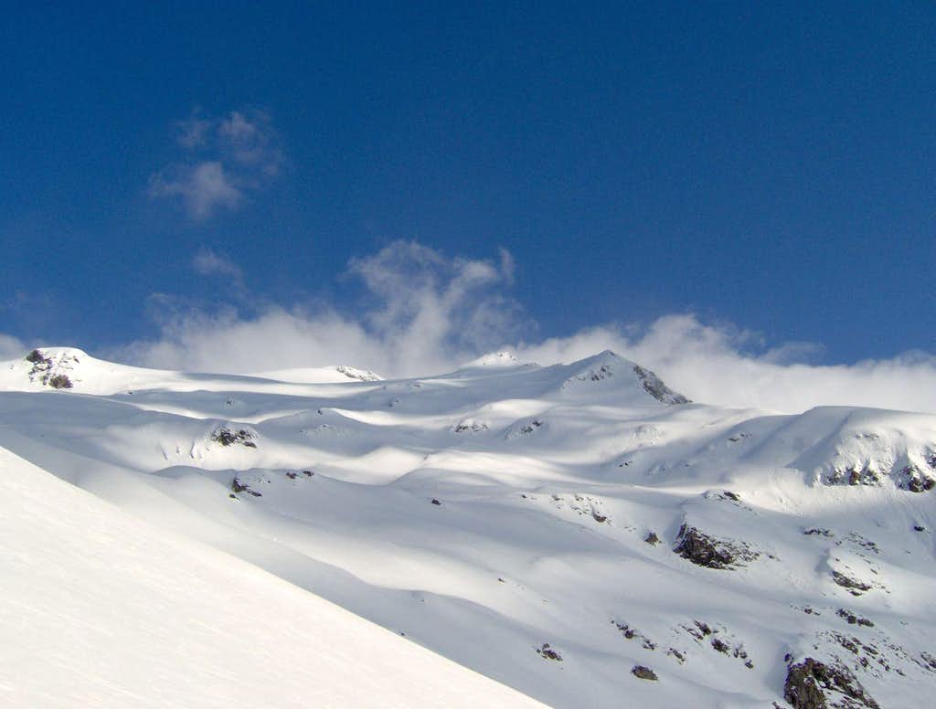 Hocharn, 3.254m