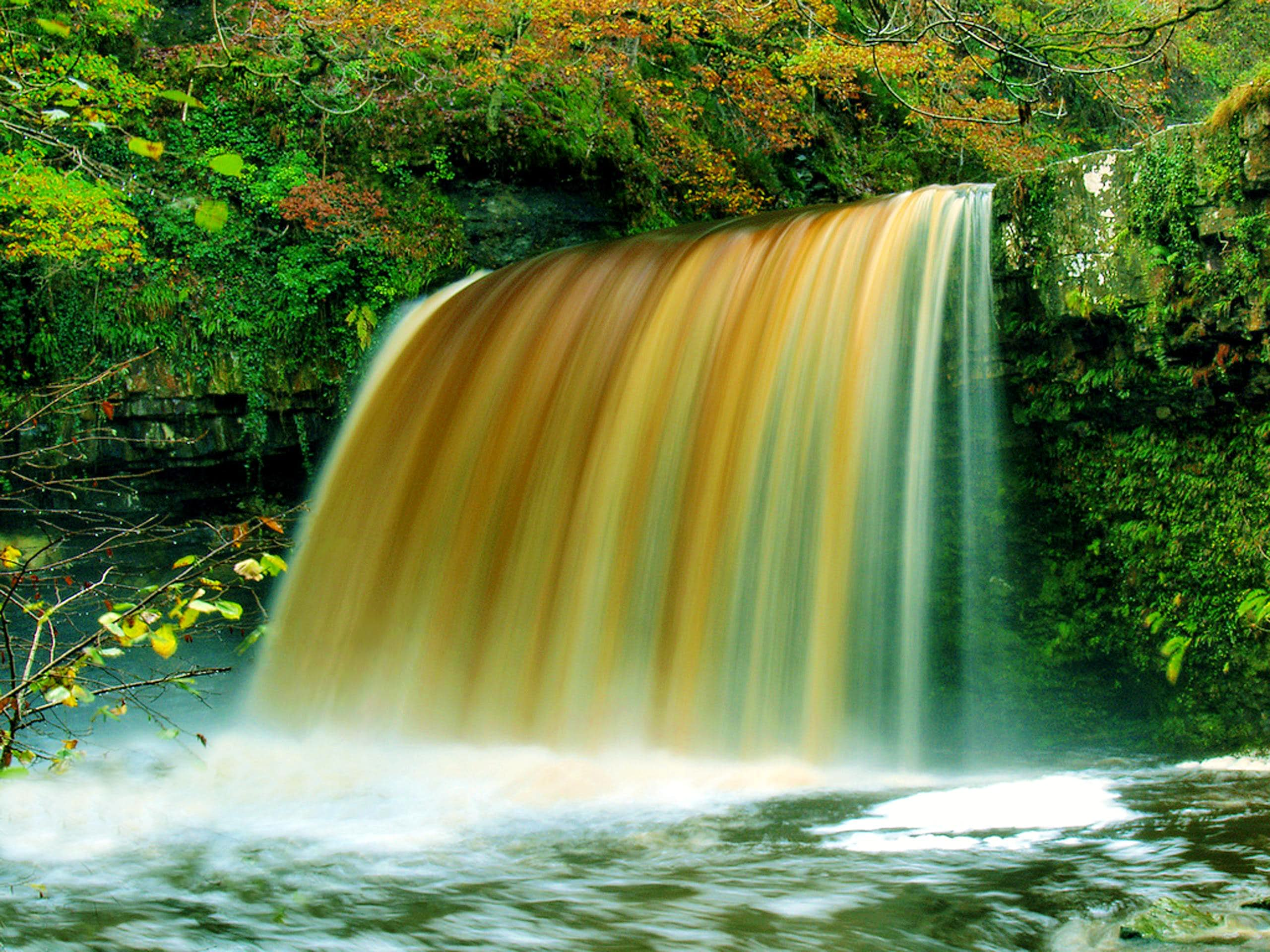 Waterfall Country - Vale of Neath - South Wales - UK