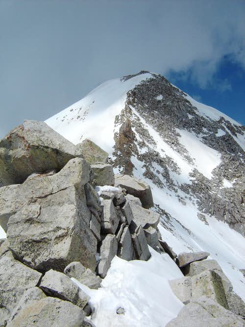 The ridge and the Pfeiff