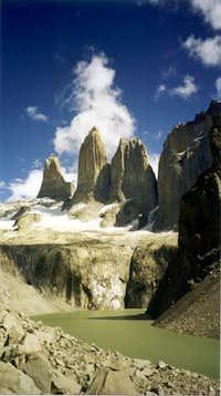 Los Torres del Paine 11...