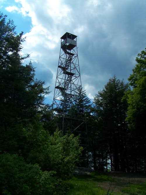 Spruce Mountain Tower