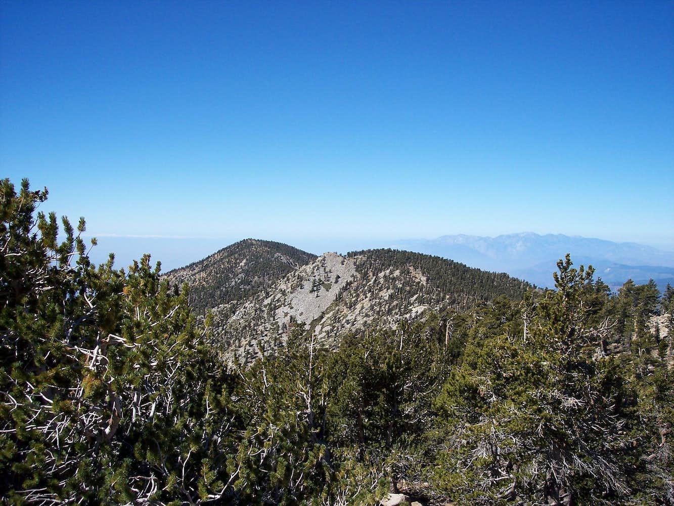 Image result for san bernardino East Peak