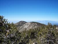 San Bernardino Peak & San Bernardino East Peak