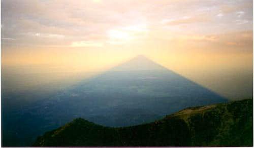 Tajumulco's shadow continues...