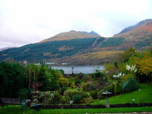 Fascadail House Views