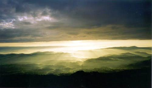 Sunrise view<br />