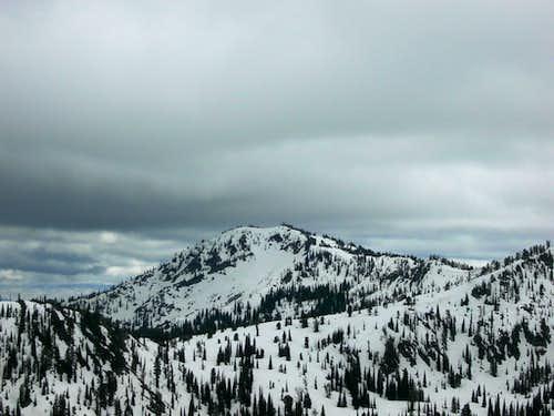 Tripod Peak