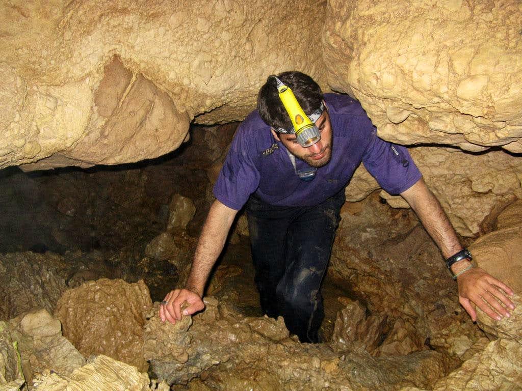 Daniyal cave