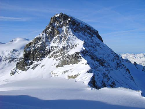 Wildstrubel / Grossstrubel 3243m