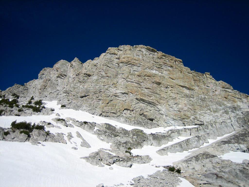 Mt. Harrington's East Face