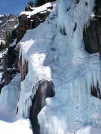 Bridal Veil Falls Colorado
