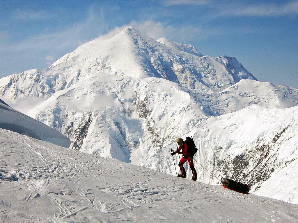 Denali Climber