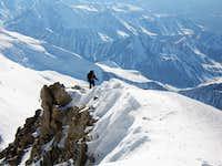 Climbing the West Buttress