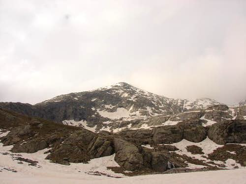 Pic de Barrancs (2882m)