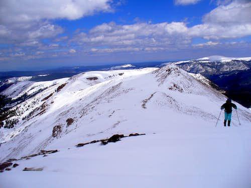 Skinning beyond Hill 12,047