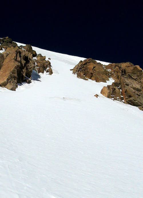 Juliet Couloir on Neva