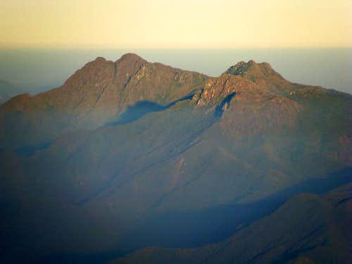 Marins and Itaguaré Peaks