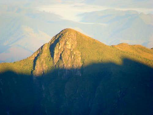 Capim Amarelo peak 2490m