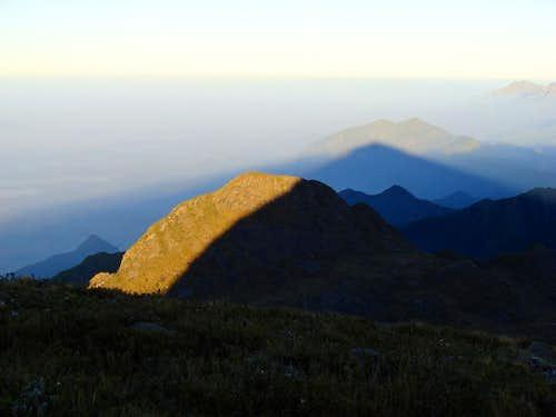Tartarugão (Turtle Peak) 2600m