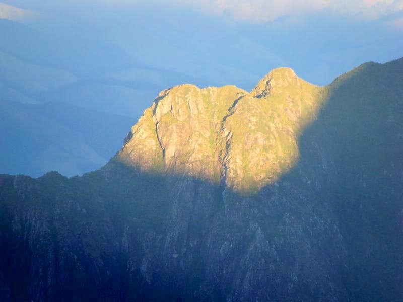 Capim Amarelo Cliffs