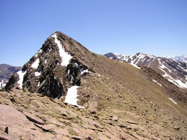 An unnamed 13er on the...