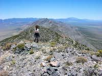 Summit of Meeker Peak