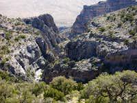 unexplored canyon