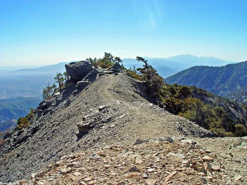 Devil\'s Backbone Trail