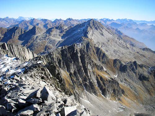 Pizzo Lucendro 2963m