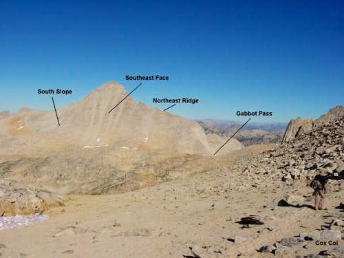 Mount Gabb