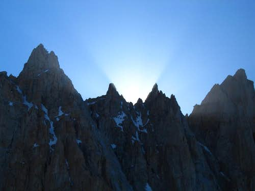 My Mt. Whitney Experience